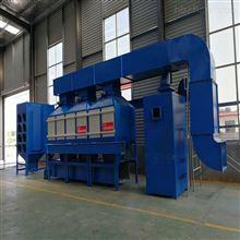 RTO廢氣處理設備催化燃燒