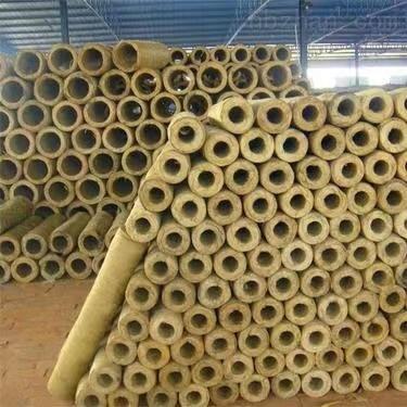 工业用保温材料玻璃棉管蒸汽管道保温管