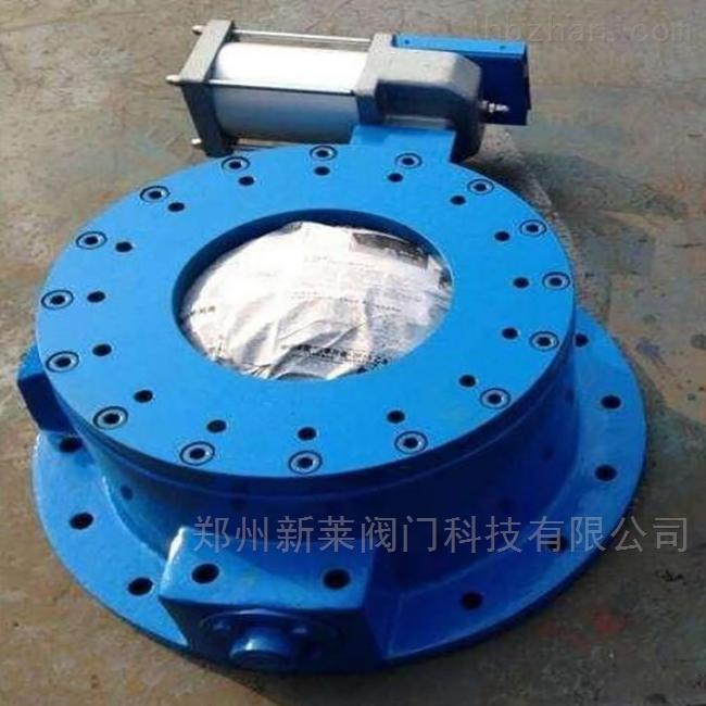 YDF-B气动陶瓷圆顶阀
