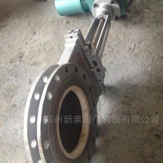 PZ973TC-10C电动陶瓷刀型闸阀