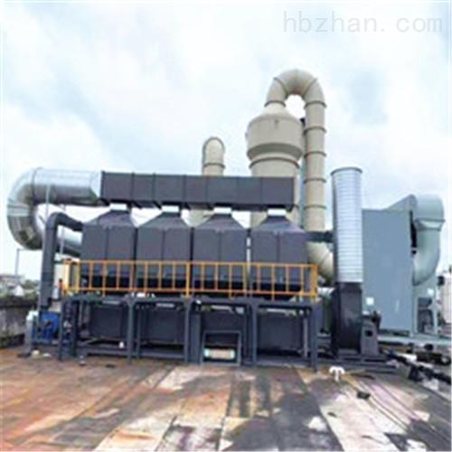 环振2021催化燃烧器活性炭蜂窝特点
