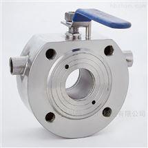 BQ71F-16P不锈钢对夹保温球阀