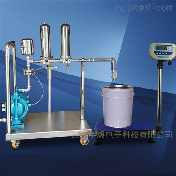 昆山隔膜泵灌装机