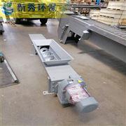 WLS蛟龙管式饲料粉末单双轴螺旋输送机
