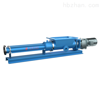高浓度输送单螺杆泵