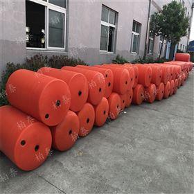 FT600*1000水电站垃圾拦截用什么 柏泰聚乙烯塑料浮筒