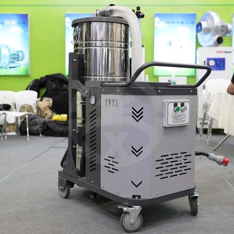 7.5KW粉尘工业移动高压吸尘器