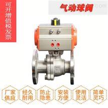 气动V型调节球阀VQ641F-16P/25P