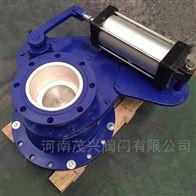 气动陶瓷旋转出料阀BDF陶瓷气动摆动阀