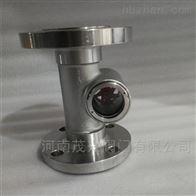 不锈钢偏心叶轮水流指示器