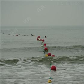 FQ400柏泰60公司水上拦船警戒塑料浮球