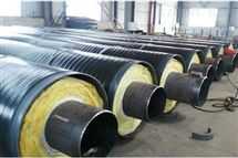 219*6钢套钢蒸汽保温钢管