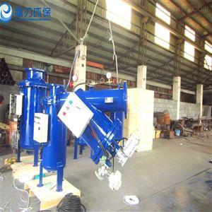 HSRZQX冷却水循环水  管道式自清洗过滤器
