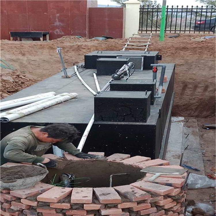 瓜果清洗污水处理设施