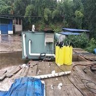 YZ养殖场养猪废水处理设备