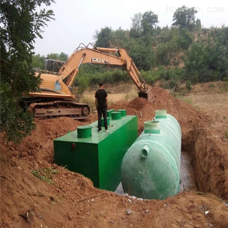 瓜果冲洗污水处理设备