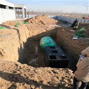 HR-SP腐竹加工一体式污水处理装置