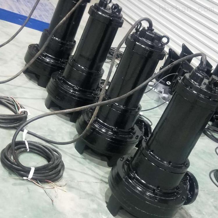 潜水式立式排污泵厂家