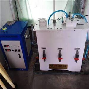 HT电解法二氧化氯发生器医院污水消毒设备