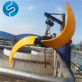 QJB-2.2挂壁式液下潜水推流器安装指导
