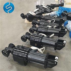 QDT1.5/4低速潛水推流攪拌器