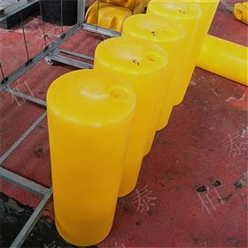 FT200*1000河道垃圾拦截治理方案 塑料拦污浮排