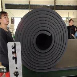 DN10-DN30B1级橡塑保温板厂家 厂家定做