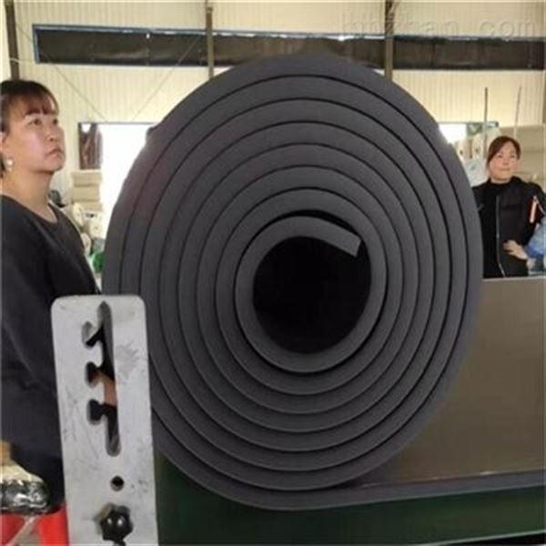 难燃橡塑保温板厂家制品