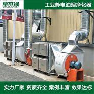 静电式油烟净化设备