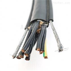 YVFBG/YFFBG 耐油扁电缆 起重机电缆