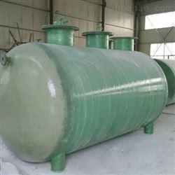 地埋一体化污水处理设备工作原理