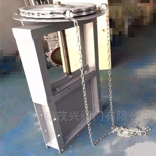 LMD链轮式螺旋闸门