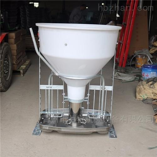 养猪干湿料槽的规格