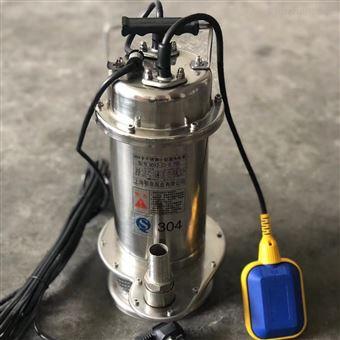QDX全自动不锈钢小型潜水泵