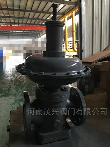 RTZ-KI燃气调压阀