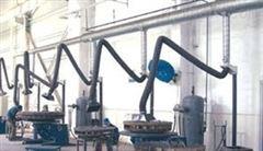 移动式工业焊接烟雾净化设备