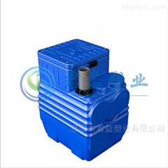 别墅PE箱体单水泵污水提升器