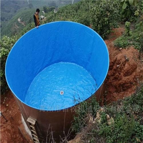 镀锌板养鱼池的优势