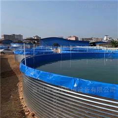 高密度防水帆布鱼池