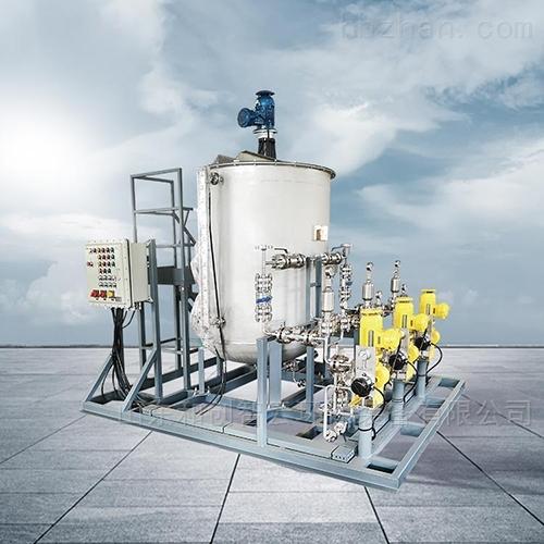 污水处理厂加药消毒装置