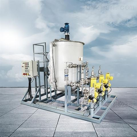 PAM加药装置/水厂全自动加药设备