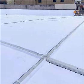 大型屋面防护虹吸排水收集系统