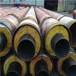湖北随州预制钢套钢直埋保温管价格