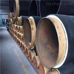 吉林榆树热水直埋预制保温管优势