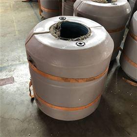 FT700*800河道清淤疏浚水上浮管子管道浮筒