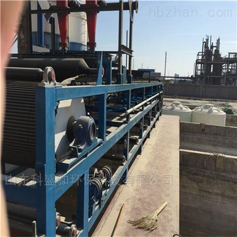 油田污泥真空带式过滤机