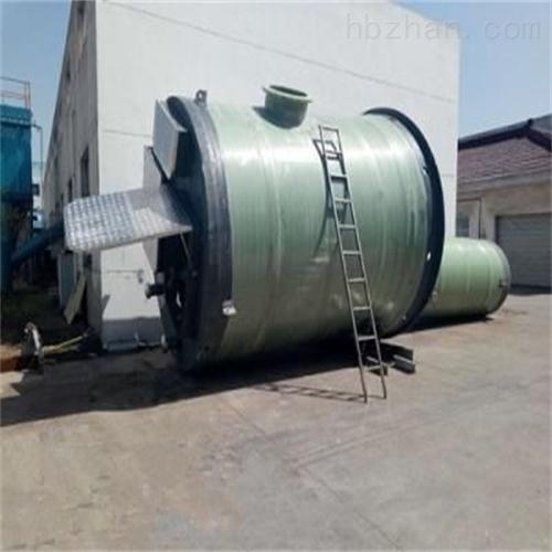 雨污分离预制提升泵站加工定制