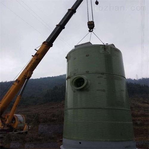 玻璃钢提升泵站生产厂家