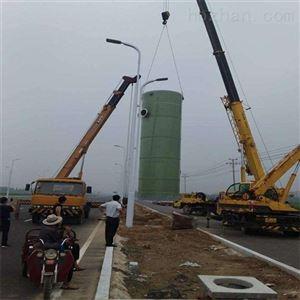 YL雨水排水泵站筒体代加工