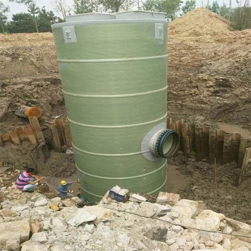 一体式提升泵站厂家